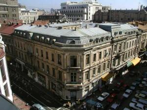 """Palatul """"Dacia"""", oferit de Primăria Capitalei Institutului Național pentru Studierea Holocaustului din România """"Elie Wiesel""""pentru """"Muzeul Istoriei Evreilor şi Memoriei Holocaustului din România""""."""