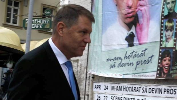 Fețele lui Klaus Iohannis Au mai terminat destule […]
