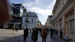 belgrad pietonala