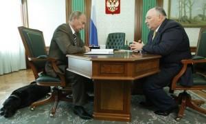 Întâlnire Putin-Kantor.