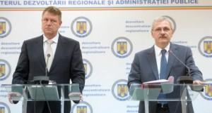 Dragnea - Știri din România lui Klaus și a lui Dragnea Iohannis-si-dragnea-300x161