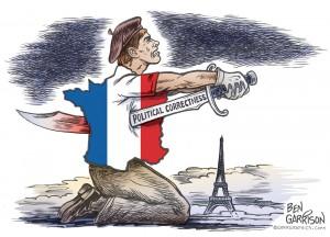 """""""Political Correctness"""" Franța"""