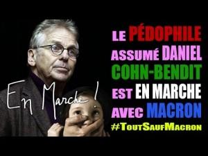 Daniel Cohn-Bendit acuzat de pedofilie în Franța
