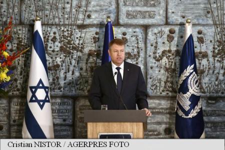 """În 2017 l-am numit textual pe Klaus Iohannis, în ediţia a V-a a lucrării """"Politica filo-sionistă a României"""", drept […]"""