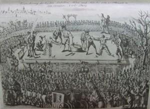 Martirii români Horea și Cloșca au fost uciși cu o cruzime ieșită din comun la data 28 februarie 1785, pe Dealul Furcilor din Alba Iulia, la ordinul guvernatorului Transilvaniei, baronul sas Samuel von Brukenthal, care a guvernat zece ani: 1777-1787.