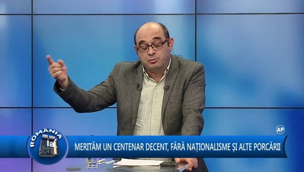 """PROTESTUL viceprimarului din Târgu Jiu împotriva acordării titlului de Doctor Honoris Causa lui Sabin Gherman de către Universitatea """"Constantin […]"""