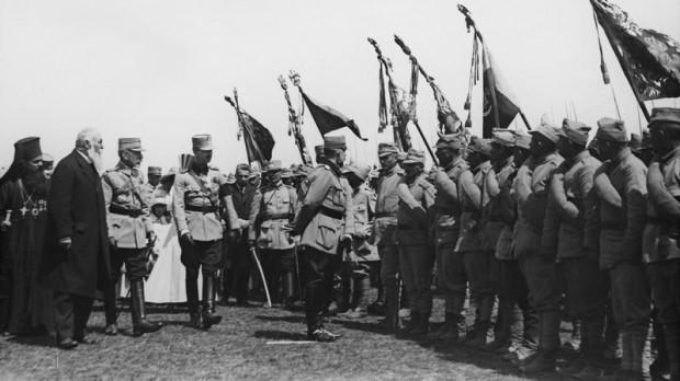 """Atenţie, români! Duşmanii Centenarul Marii Uniri nu dorm!   Treceți batalioane române Carpații:Primul Război Mondial  """"Speranța pe […]"""