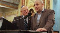"""Senatul României a adoptat o lege care pedepsește antisemitismul cu închisoarea. Răspândirea """"ideilor sau concepțiilor antisemite"""" atrage o pedeapsă […]"""