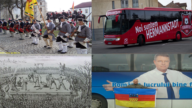"""""""Istoria şi tradiţia din Transilvania sunt complet diferite de fostul Regat. Regiunea noastră a fost întotdeauna partea Europei civilizate. […]"""