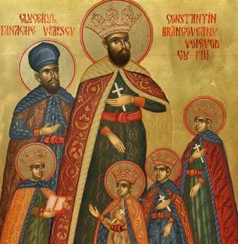 Sfinţii Martiri Constantin Vodă cu cei patru fii ai săi (Constantin, Ştefan, Radu şi Matei) şi cu sfetnicul Ianache […]