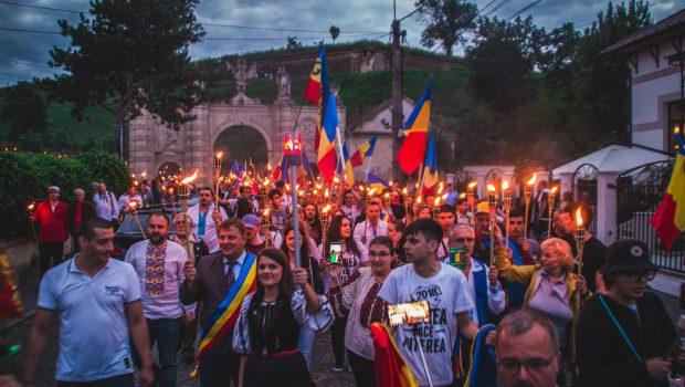 Duminică, 1 iulie 2018, participanții la Marea Adunare de la Alba Iulia au dat startul Marșului Centenar. După ce […]