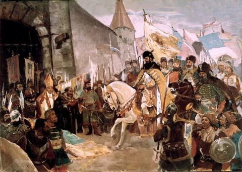 Acest domnitor al Ţării Româneşti (1593-1601), […]