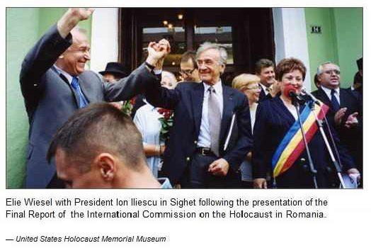 Luptând contra defăimării, pentru triumful adevărului Iosif Toma Popescu denunţă campania holocaustică contra României[1]      […]