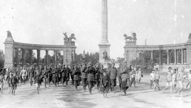 GLORIE ETERNA ARMATEI ROMANE! 99 DE ANI DE LA PRIMA OCUPARE A BUDAPESTEI DE ROMANI   –3 august […]