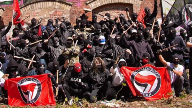 """Dictatura stângii, viitorul luminos al omenirii Stânga asta […]"