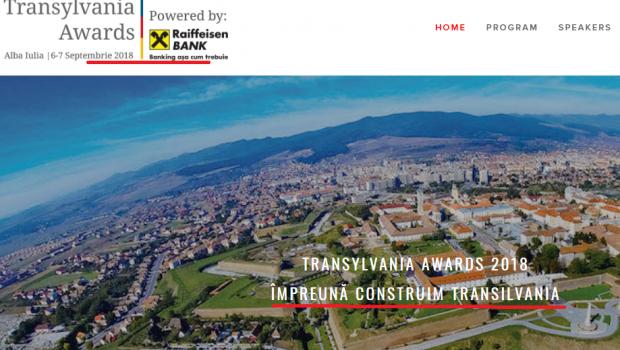 """Austriecii de la Raiffeisen sponsorizează """"Transylvania Awards"""", un eveniment care se promovează cu așa-zisul drapel al Transilvaniei independente Un […]"""
