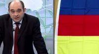 """Iată ce spunea homunculul creat în eprubetă,Sabin Gherman,despre drapelul asupritorilor românilor:""""Ce-o avea steagul Transilvaniei de-i sperie? Culorile sunt aceleaşi […]"""