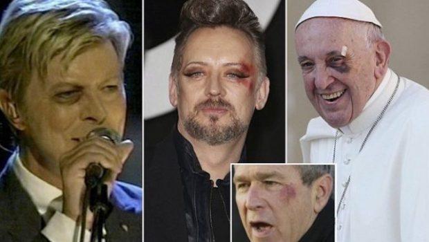 Pentru că şi-au vândut sufletul în cadrul unui ritual Illuminati – spun conspiraţioniştii Unele celebrități, politicieni și lideri mondiali […]