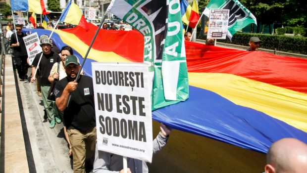 """Articolul care urmează, cu titlul inițial, """"Interzicerea cuvântului homosexual"""", a fost publicat, în 3 iulie 2008, pe site-ul Altermedia.ro, […]"""