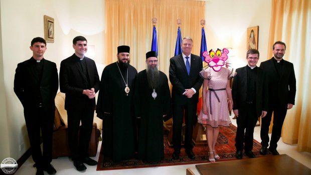 Klaus Iohannis şi Pantera lui roz Nu sînt nici stylist, […]