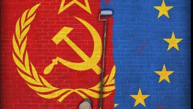"""LA VREMURI NOI, TOT EI! SLUGI AU FOST SI SLUGI SUNTINCA! Cand Moscova, """"Centrul"""" de atunci, a initiat in […]"""