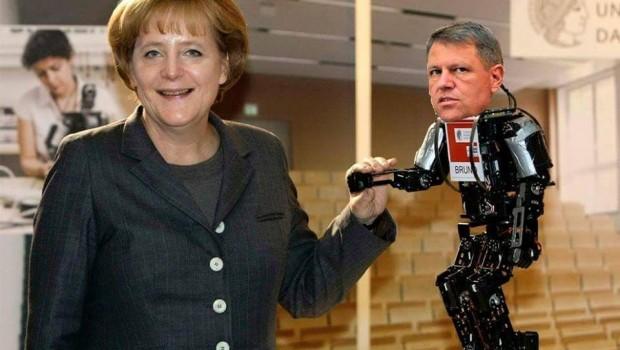 """Despre cum """"Merkel l-a îndemnat pe preşedintele României să nu mute Ambasada la Ierusalim"""" Unora li se pare normal […]"""