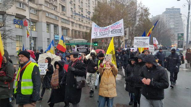 INADMISIBIL!!! Televiziunile nu au spus absolut nimic despre Marșul împotriva aderării României la Pactul global pentru Migrație, desfășurat ieri, […]