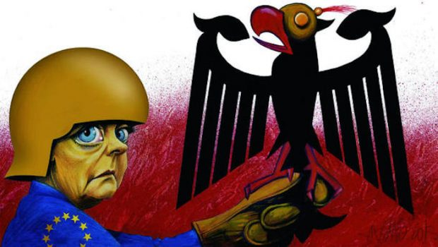 """""""Cetățeanul european"""" este doar o marotă de propagandă folosită de cei ce vor să prostească națiunile din Europa și […]"""