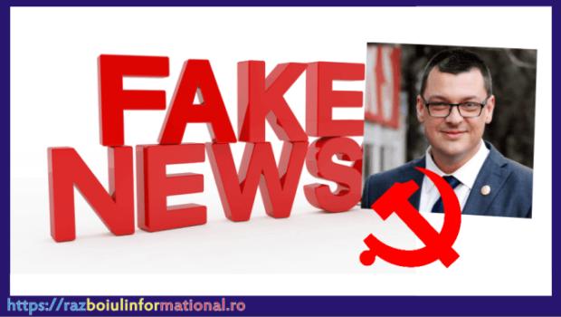 Adevăratul pericol din spatele instituționalizări conceptului de Fake News Trustul media ultra-progresist Dig24 titrează astăzi, 10 februarie 2019: […]