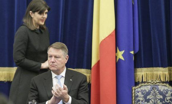"""În loc de introducere: """"… Procedura de selecţie a procurorului-şef european nu depinde de ţara din care e candidatul, […]"""