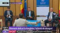 Președintele României, Klaus Werner Iohannis a amuțit în fața uriașului pericol maghiar la adresa Poporului Român, a Limbii […]
