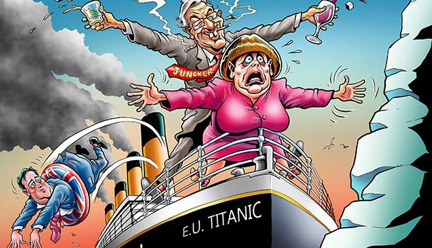 """Va fi sau nu va fi Laura Codruţa Kövesi procuror-şef european? Pentru unii, pentru """"progresiştii"""" globalişti români, pretinşi """"de […]"""