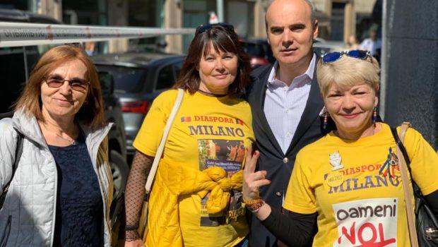 Opriți genocidul de conștiință din străinătate Roma, 26 martie 2019 – Asociația Românilor […]