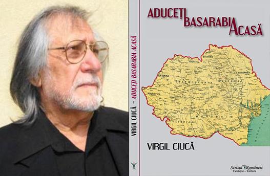 """Virgil Ciucă, """"Aduceţi Basarabia acasă"""", ed. Scrisul Românesc, Fundaţia Editura, Craiova 2018 – Ediţia a II  Problematica patriotismului […]"""