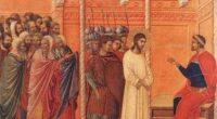 Raportul scris de Pontius Pilatus (guvernator al provinciei Iudeea) către Tiberius Caesar Augustus (împăratul Romei)imediat după Răstignirea lui Iisus Raportul […]