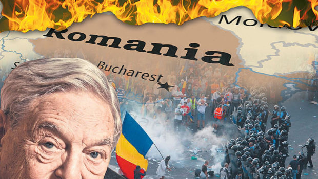 """Atenție, români! Dușmanii statului național unitar nu dorm!      TRANSILVANIA ÎN """"COLIMATOR"""" (XXXVIII)   […]"""