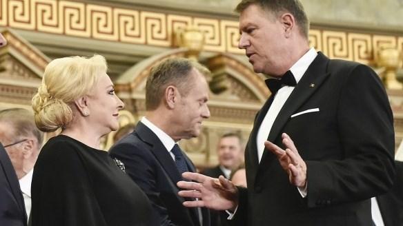 """""""Reporter: La summitul de la Sibiu îl vom vedea pe preşedinte alături de premier? Viorica Dăncilă: Mi-aş fi dorit […]"""