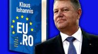 """Ahtiat dintotdeauna după bani, Klaus Iohannis nu ezită să facă şi din carte un trafic în numele """"ochiului dracului"""", […]"""