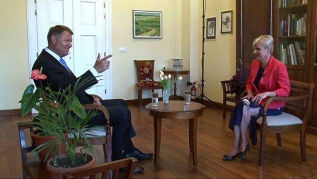 Care sunt calitățile necesare unui jurnalist pentru a spera să aibă onoarea unui interviu cu un președinte de țară […]