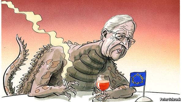 """Jean-Claude Juncker: """"Am ales Sibiu, Hermannstadt, doar pentru motive strict luxemburgheze. Am vrut să pun punct acestei propagande istorice […]"""