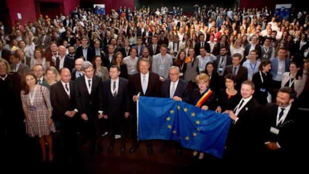 Șefii de stat și de guvern din UE reuniți la Sibiu au adapotat o declarație vaga, cu mai puțină […]