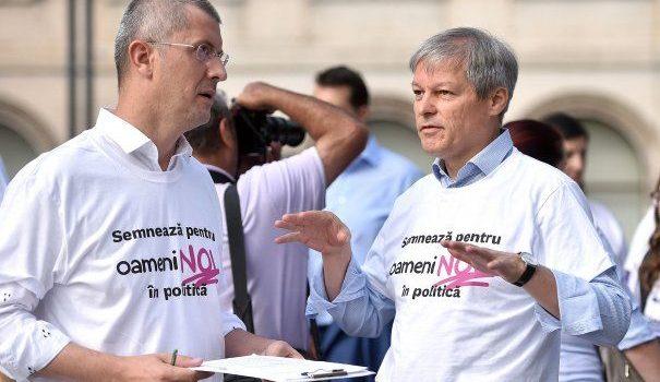 """PSD e istorie, USR-Plus e """"în marș"""" Alegerile europarlamentare şi referendumul particular al […]"""