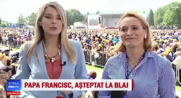 Deci îl avem pe Papa în România. Deci, dintr-o dată, toată lumea dă în brînci de pioșenie. Deci, dintr-o […]