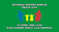 Sâmbătă, 15 iunie 2019, în fața Catedralei Ortodoxe din Piața Avram Iancu începând cu ora 13:00 se va desfășura […]