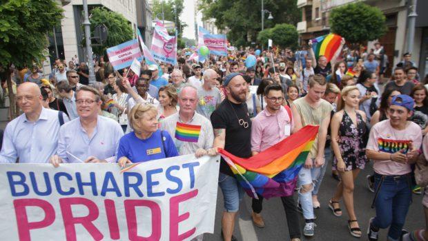 Parada confuziei sexuale de la București Saptamina aceasta e saptamina homosexualitatii in Romania, iar mai […]