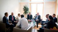 Ce a negociat patronul buticar pe la Bruxelles? Înțeleptul, abilul și patriotul Klaus Iohannis, a participat […]