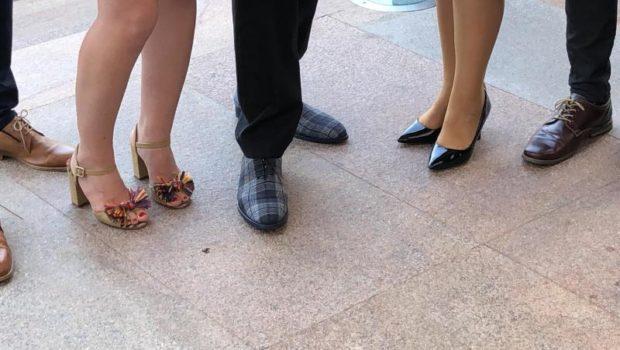 """Pantofiorul în carouri albastre al Cenușărelului Motto: """"Congresul USR, între pastila albastră, Star Trek, Game of Thrones, […]"""