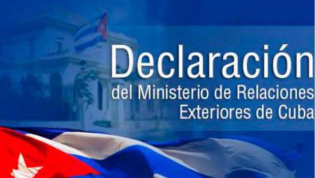 Ministerul Relațiiilor Externe denunță și condamnă energic recenta agresiune contra Cubei de către Guvernul Statelor Unite printr-un program al […]