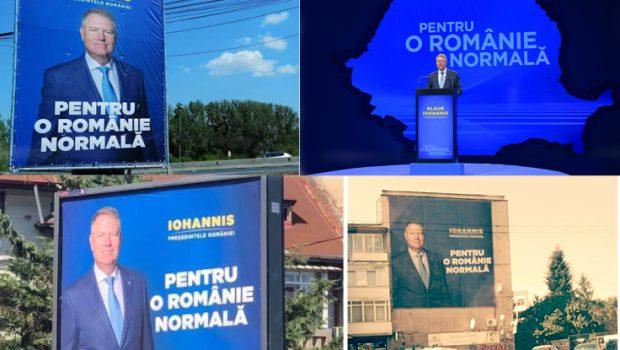 Ceea ce vedem aici, panouri electorale pentru Iohannis și Dăncilă nu există, de fapt. Campania nu a început, știm […]
