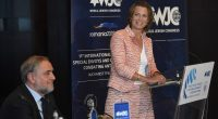 """""""Prim-ministrul Viorica Dăncilă a participat astăzi, 18 iunie 2019, la deschiderea conferinței internaţionale «Perspectiva unei viitoare strategii privind prevenirea […]"""